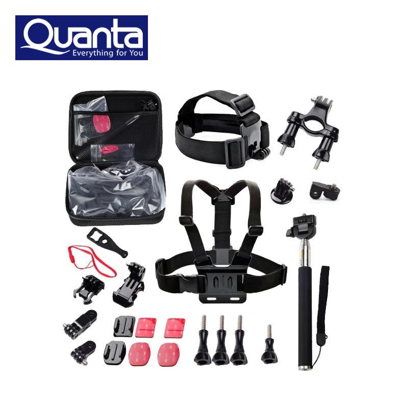 Quanta Sport QTSCA-602 Maleta de Acessorios Variados para GOPRO