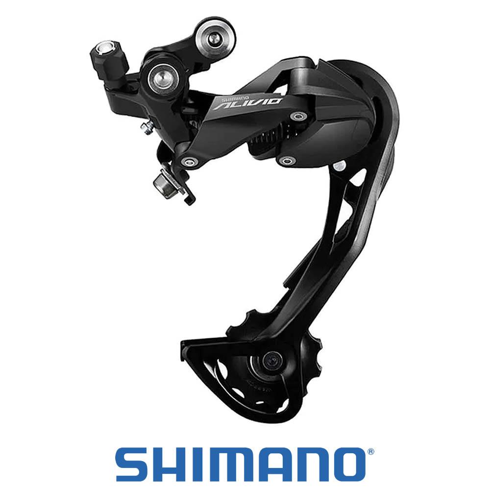 Shimano Cambio Traseiro Alivio RD-M3100 SGS 9v