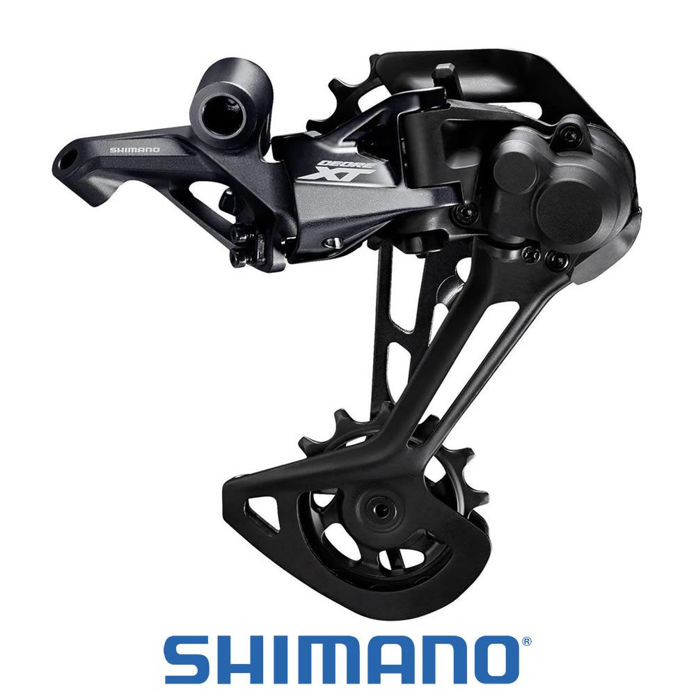 Shimano Cambio Traseiro Deore XT RD-M8100-SGS 12v