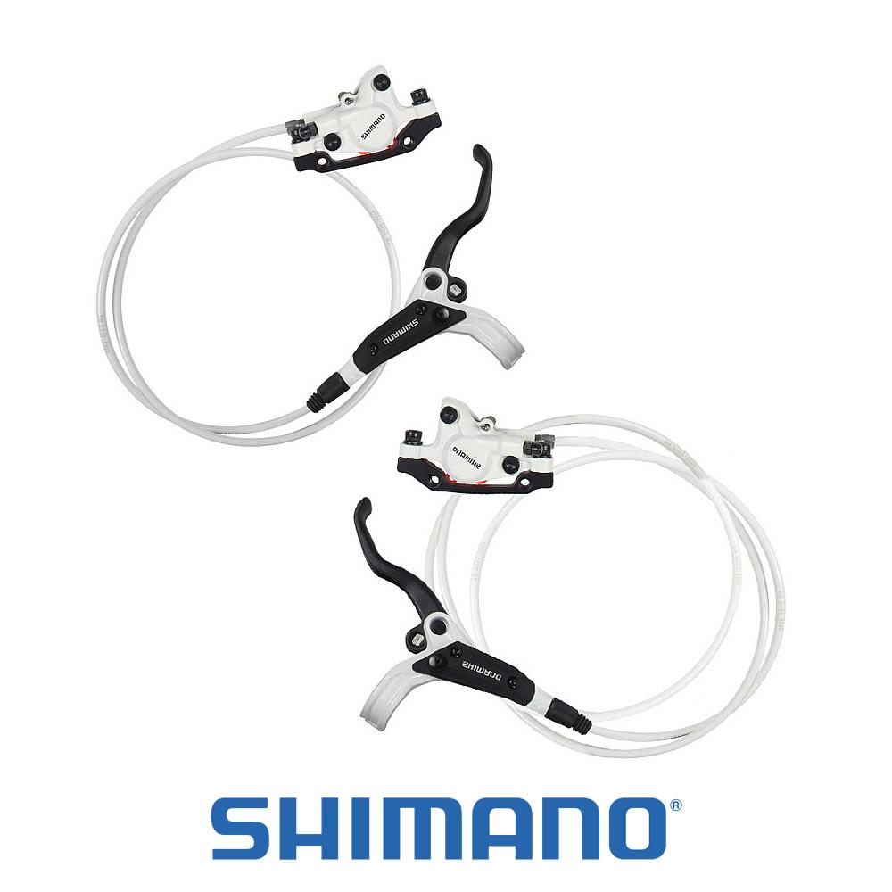 Shimano Kit de Freio Hidráulico BR-M446 Branco