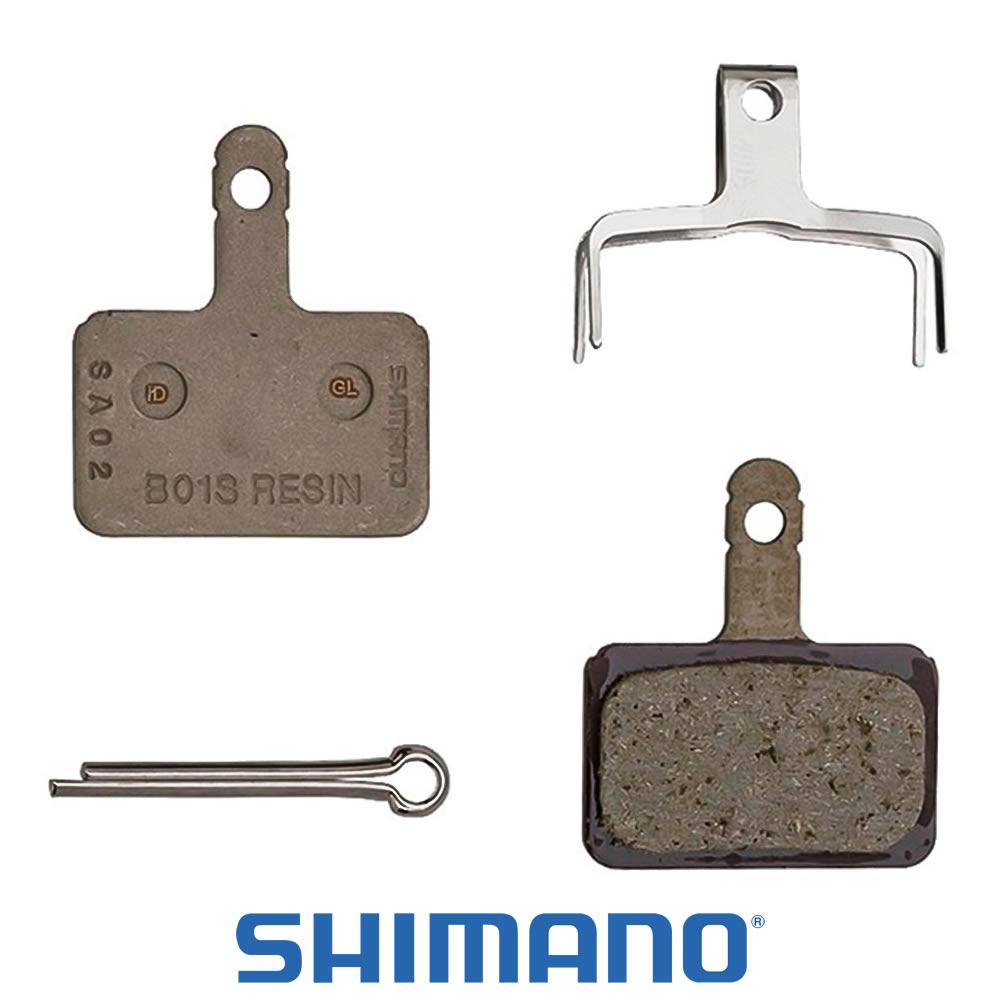 Shimano Pastilha de Freio B01S Original - Resina - Par