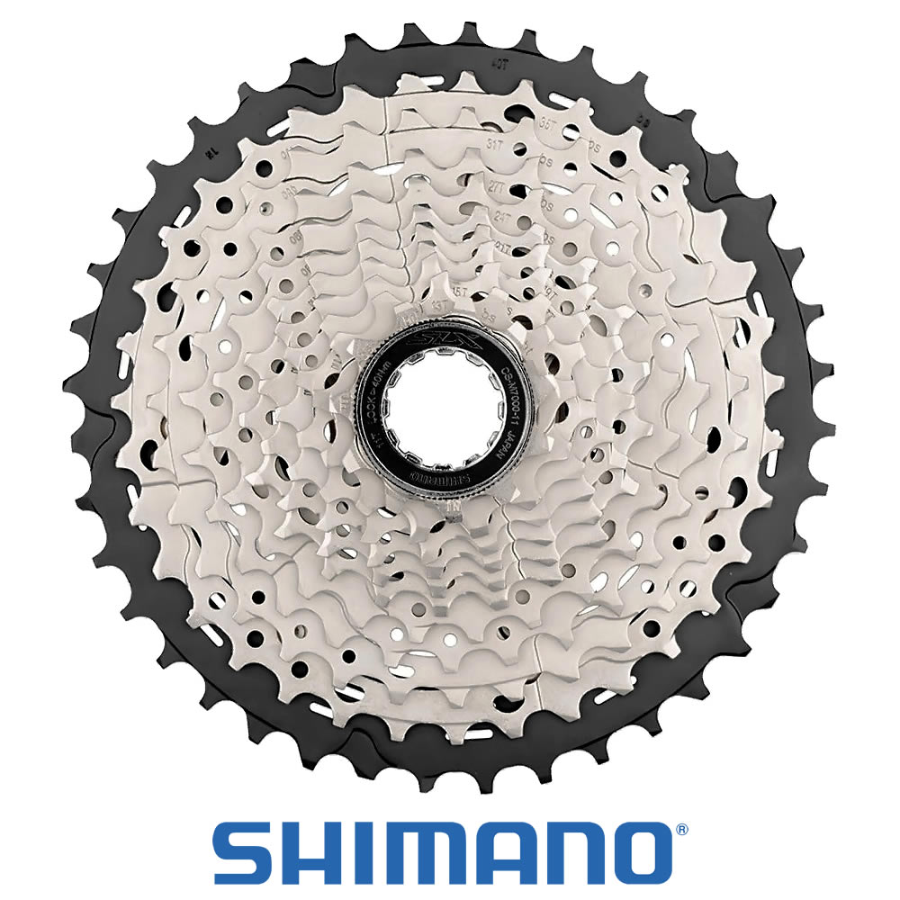 Shimano SLX Cs-M7000 Cassete 11-42d - 11 Velocidades