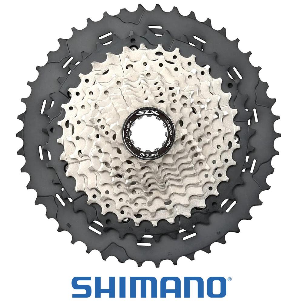 Shimano SLX Cs-M7000 Cassete 11-46d - 11 Velocidades