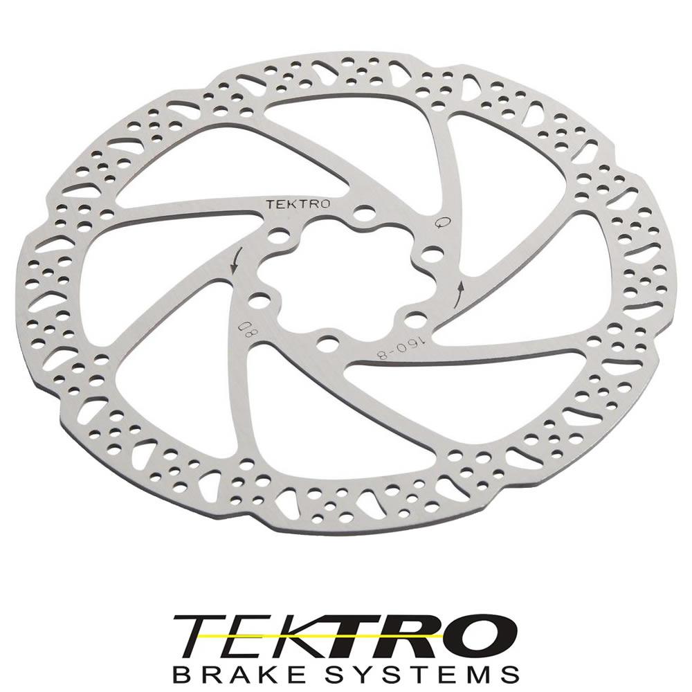Tektro Disco de Freio 160mm Original - Unidade