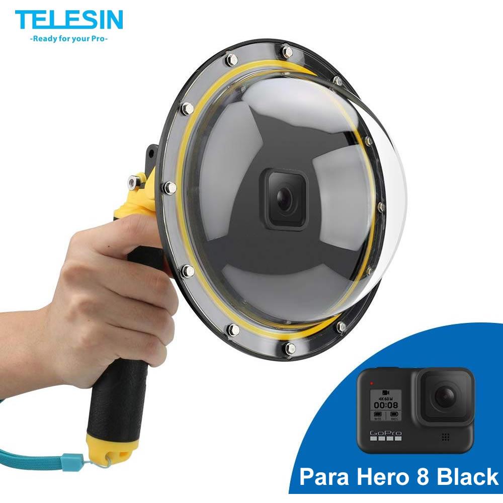 Telesin DOME 6 Polegadas para GoPro Hero 8