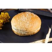 Hambúrguer com Gergelim  - 6 und