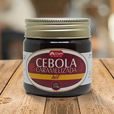 Cebola Caramelizada Hot 240g
