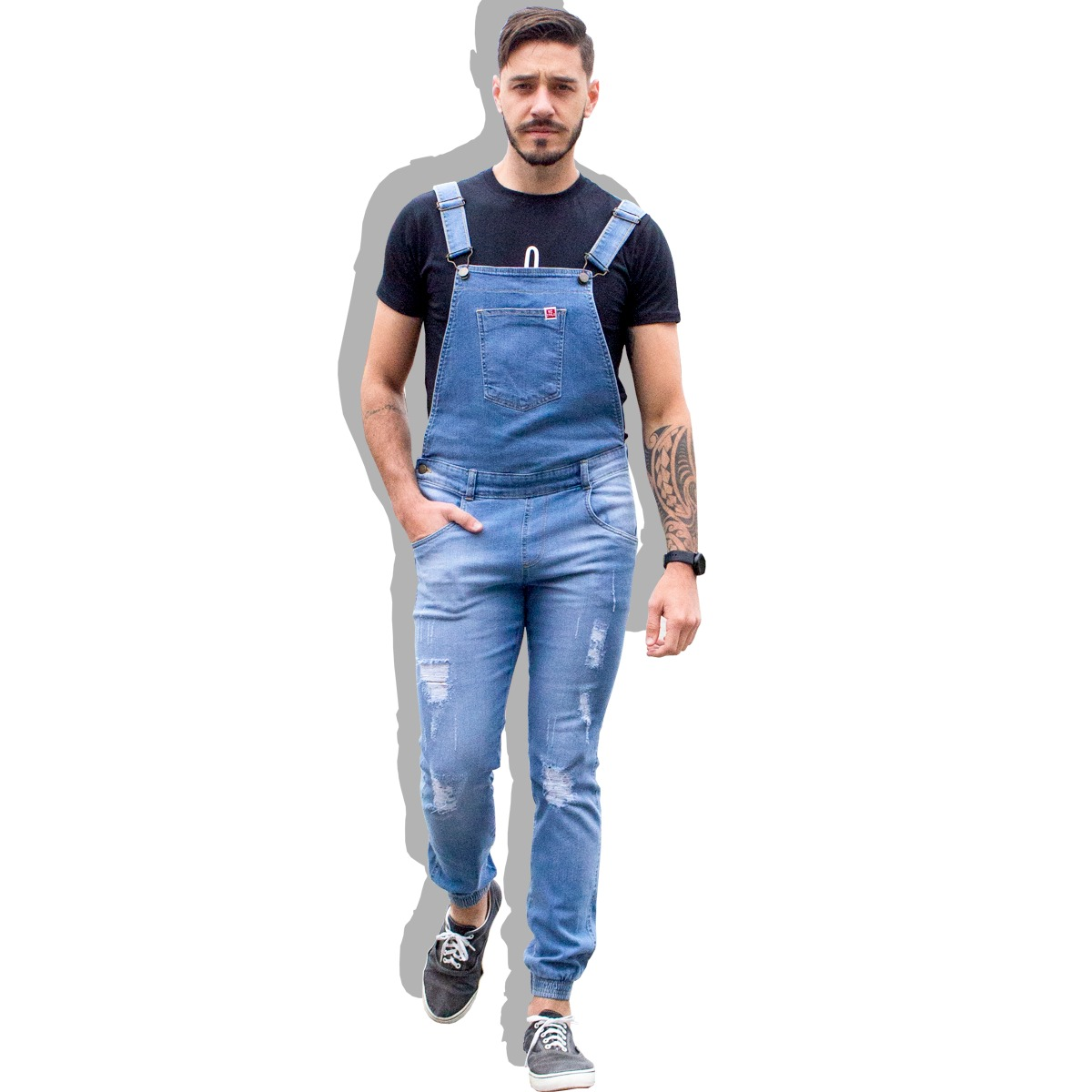 MACACAO JEANS LONGO - M03