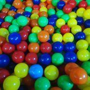 Bolinhas para Piscina de Bolinhas - Pacote com 1000