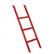Escada para Cama Elástica e Pula Pula 3 Degraus de Ferro