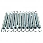 Mola para Cama Elástica de 17 cm - 10 Unidades