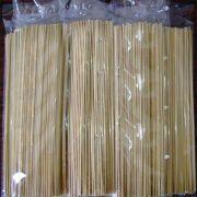 Palito Vareta de Bambu para Algodão Doce de 40cm Pacote com 500