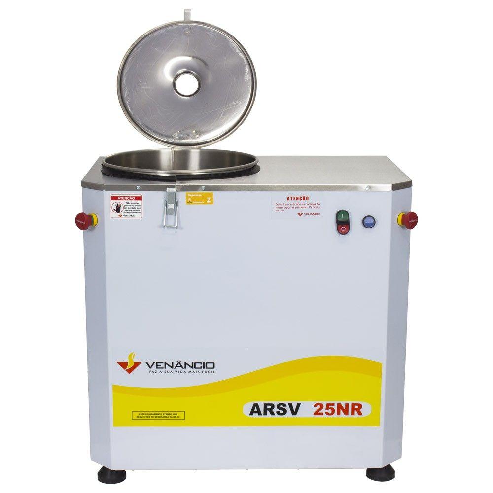 Amassadeira Rápida para 25 kg Venâncio ARSV25NR
