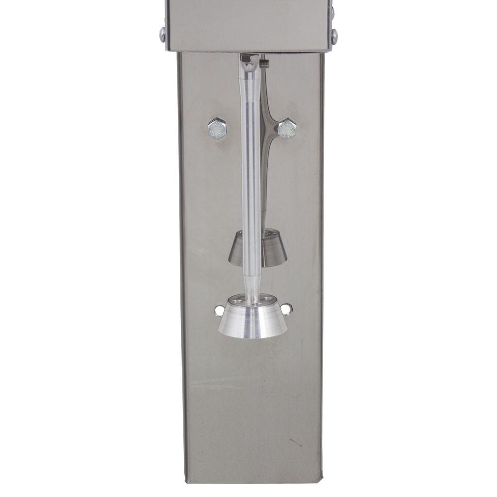 Batedor de Milk Shake ID-250 em Inox 250 Watts Guadaim Mix