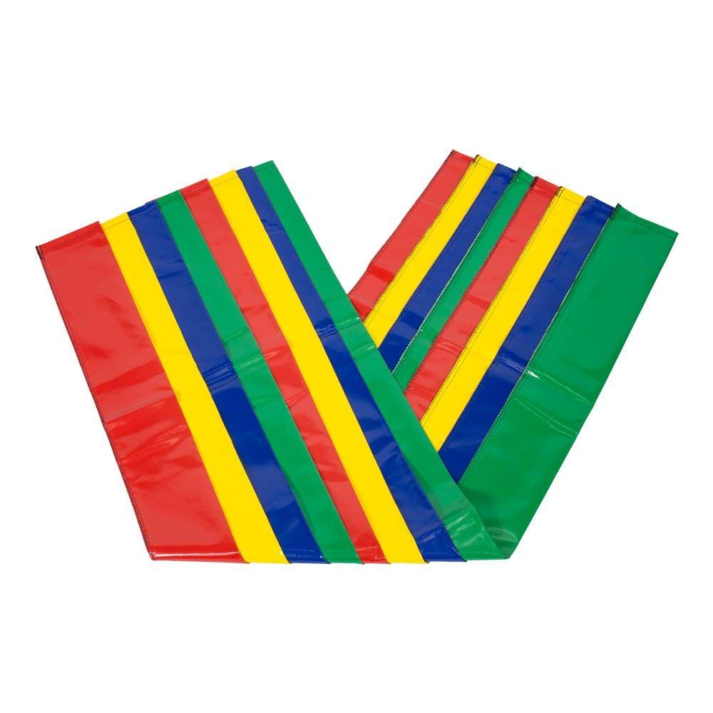 Capa para Haste e Isotubos de Cama Elástica com 8 unidades