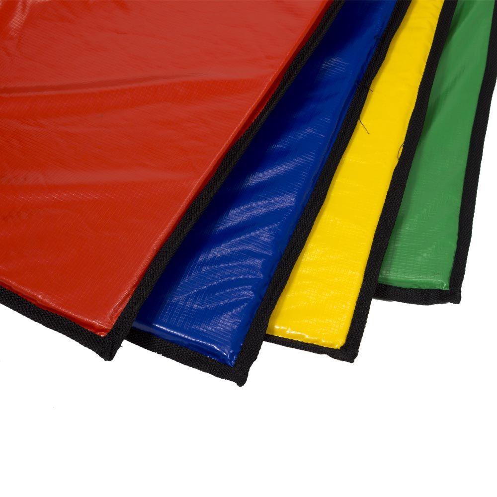 Colchonete colorido para piscina de bolinha de 2m x 2m for Ecksofa 2m x 2m