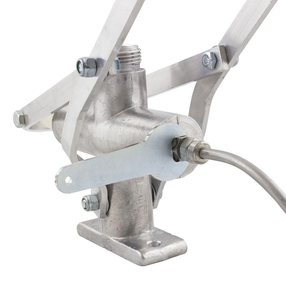 Doceira Recheadeira de Churros 2 litros em Alumínio