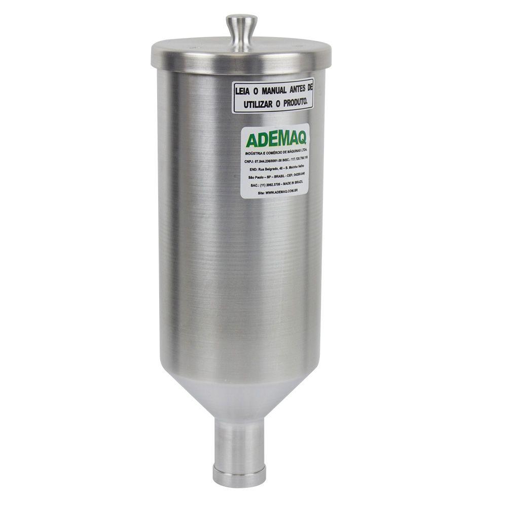 Doceira Recheadeira para Churros 2 Litros em Alumínio Ademaq