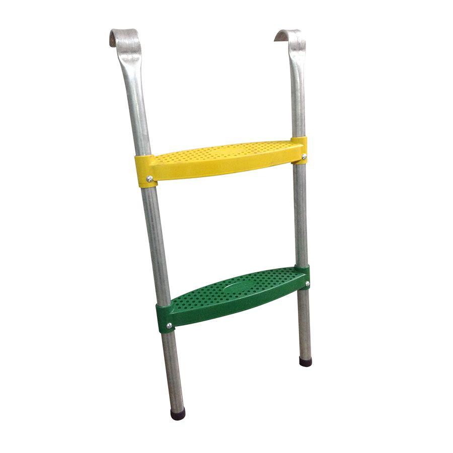 Escada para Cama Elástica e Pula Pula - 2 Degraus