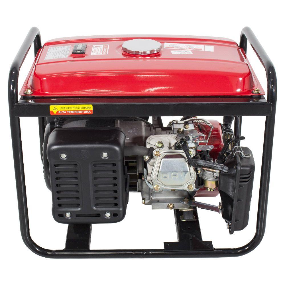Gerador a Gasolina 4T Partida Manual 3000 W Motomil