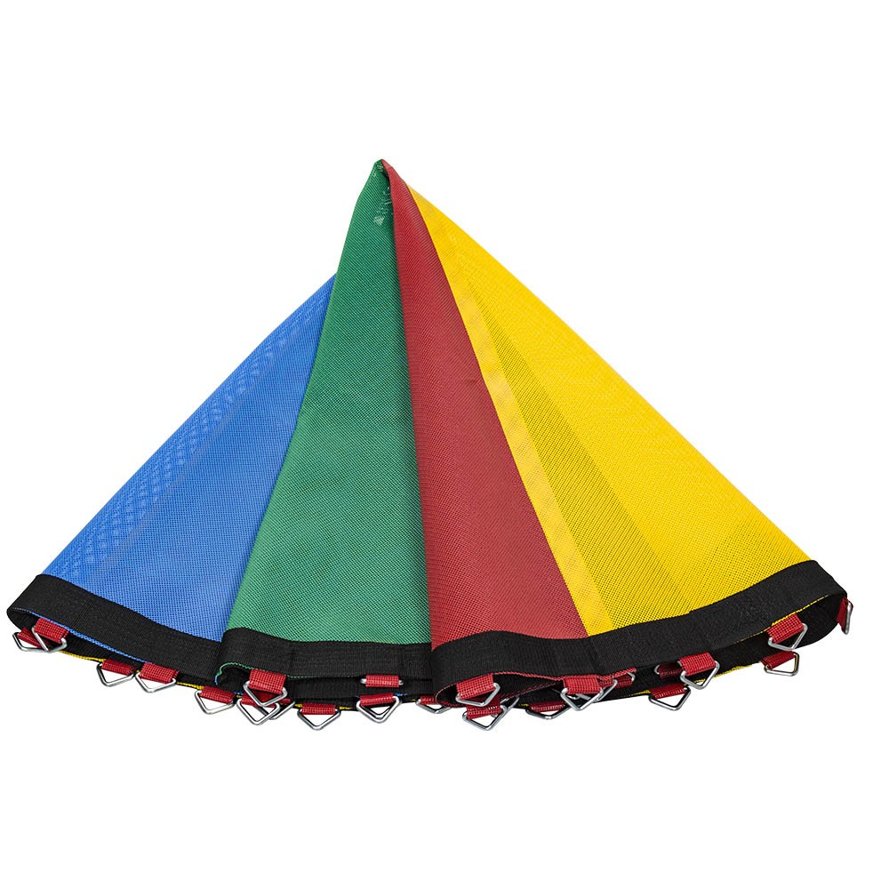 Lona de Salto para Cama Elástica de 3,70 72 molas Canguri Quadricolor Nacional