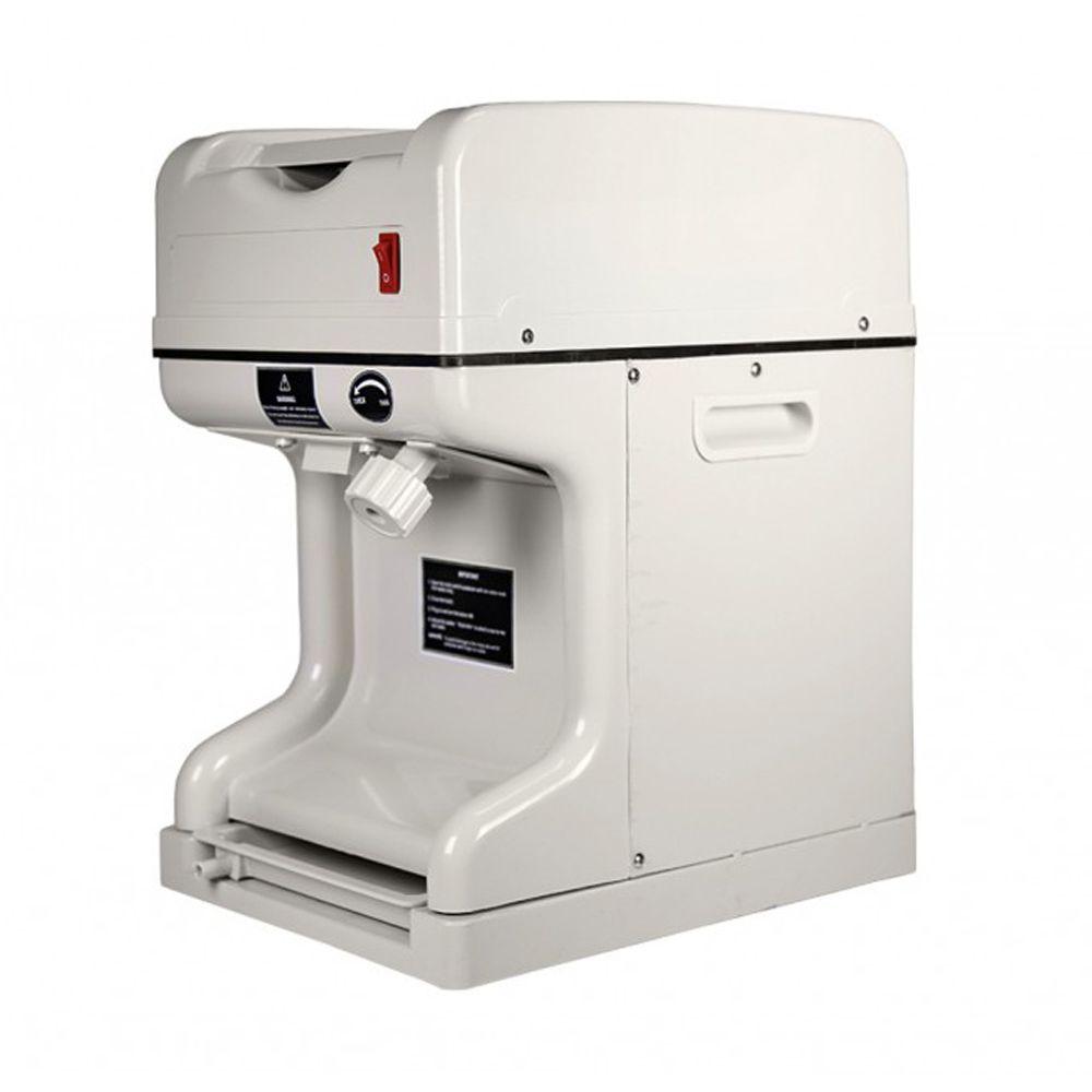 Máquina de Raspadinha - Triturador de Gelo Canadian - Bege