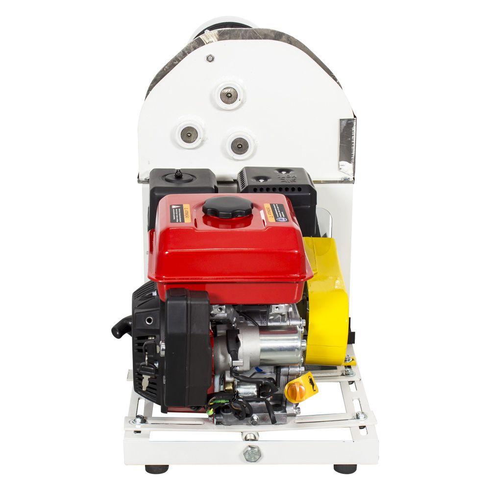 Moenda Cana Shop 200 Litros com Motor a Gasolina e Partida Elétrica