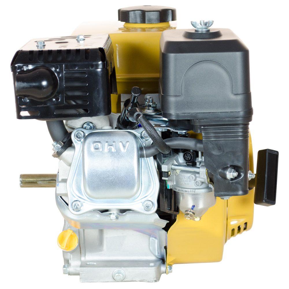 Motor a Gasolina 6,5 CV Partida Elétrica com Bateria