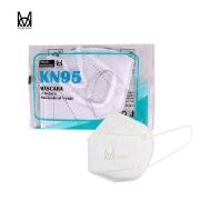 Máscara KN95 Branca - Unidade
