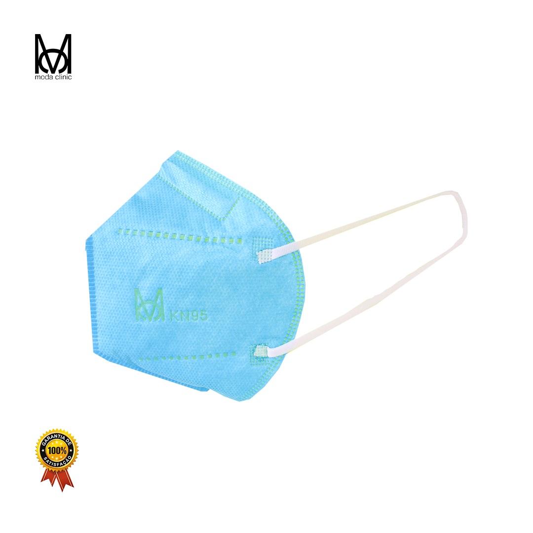 Máscara KN95 Azul - Unidade