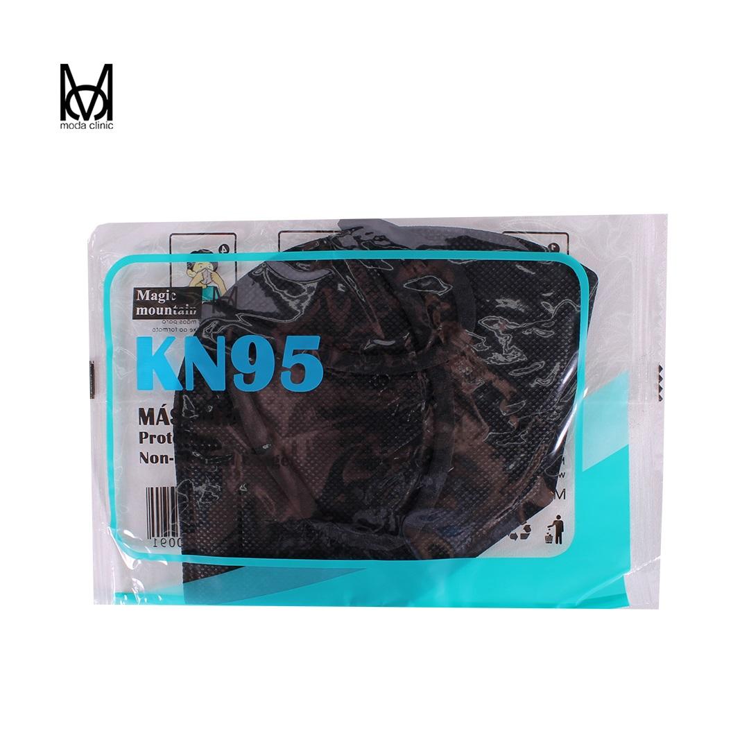 Máscara KN95 Preta - Unidade