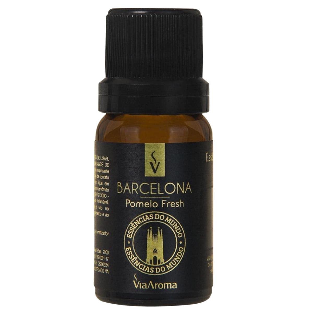 Essência mundo Barcelona - Via aroma