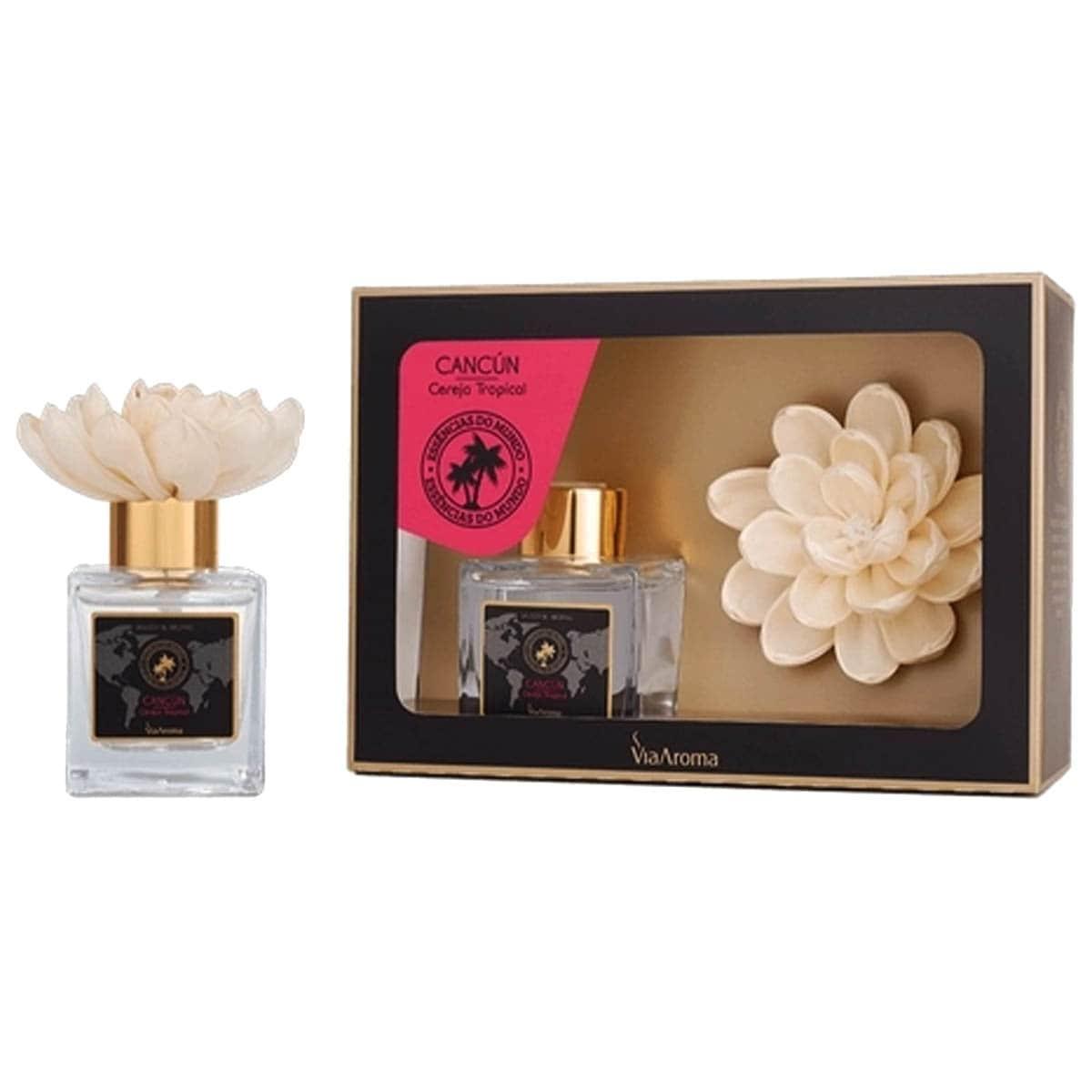 Flor difusora cancun - Via aroma
