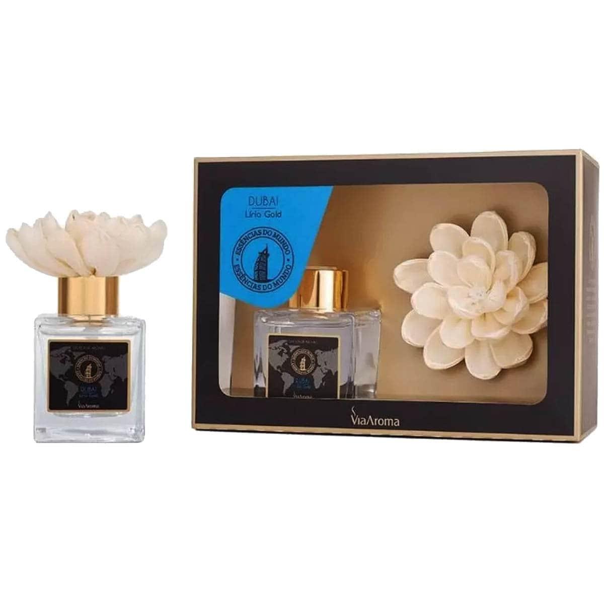 Flor difusora dubai - Via aroma