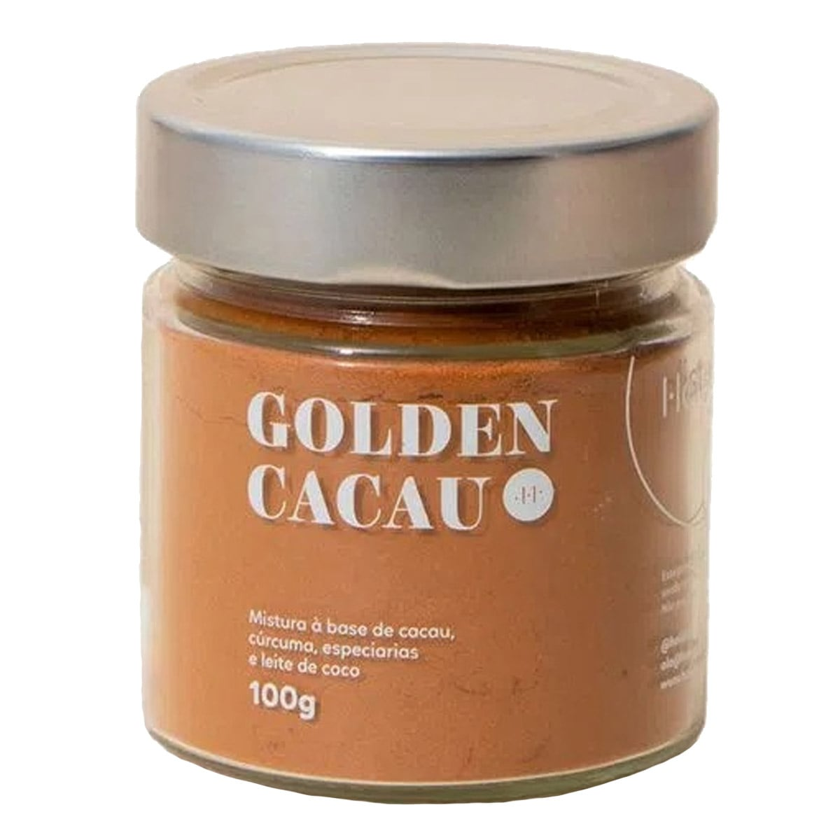 Golden cacau 100g - Holistix