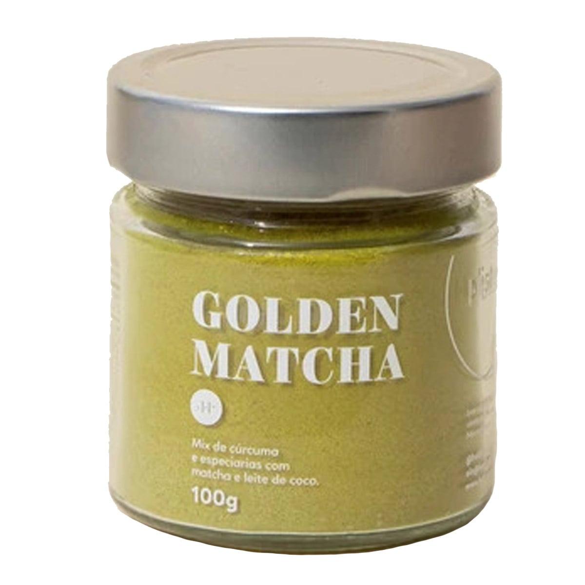 Golden matcha 100g - Holistix