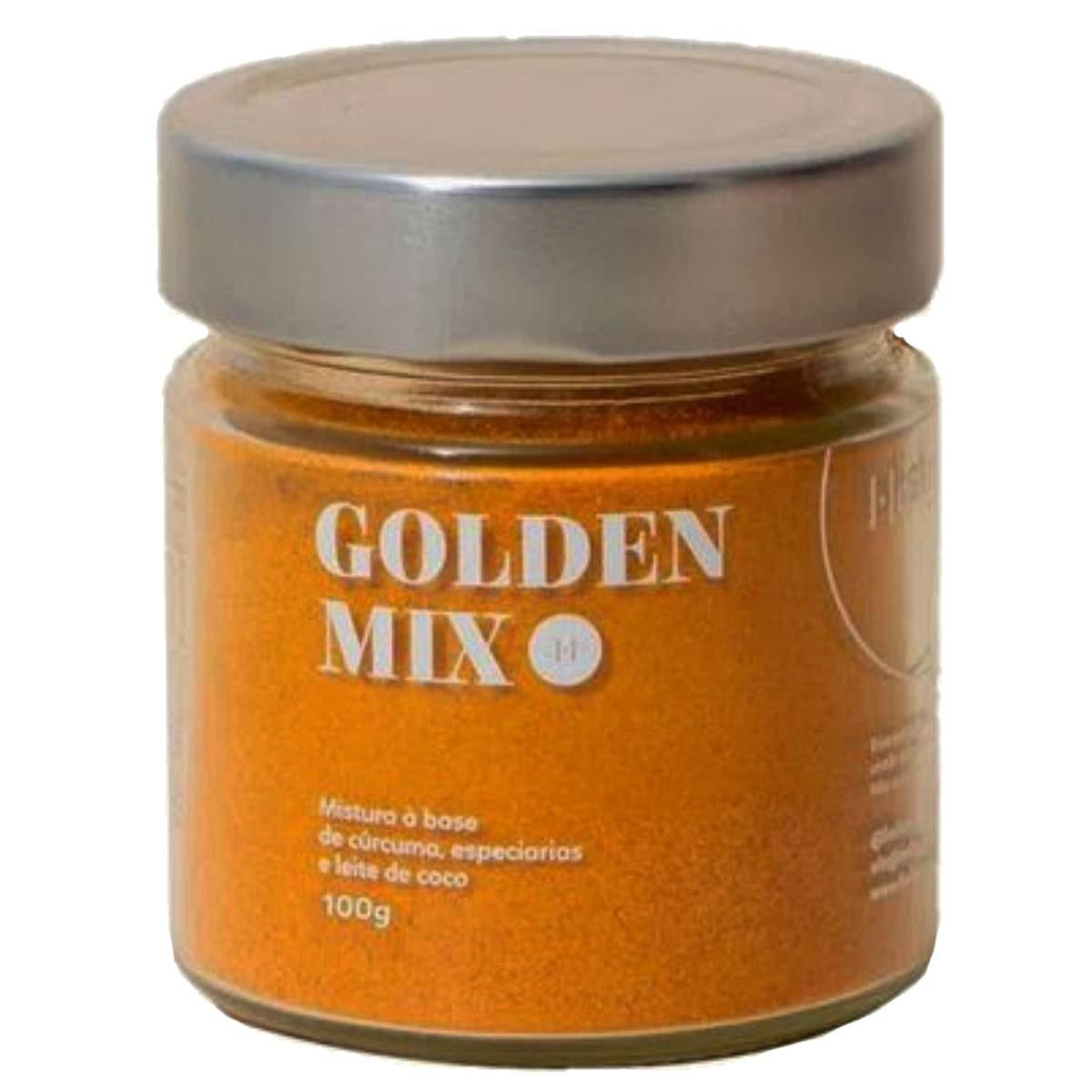 Golden mix 100g - Holistix