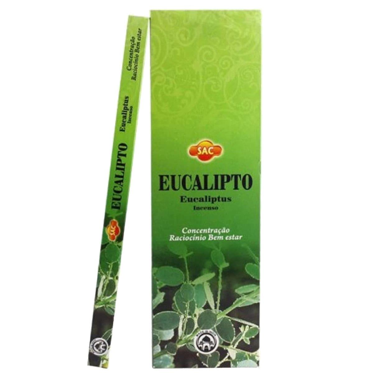 Incenso eucalipto SAC - central do incenso