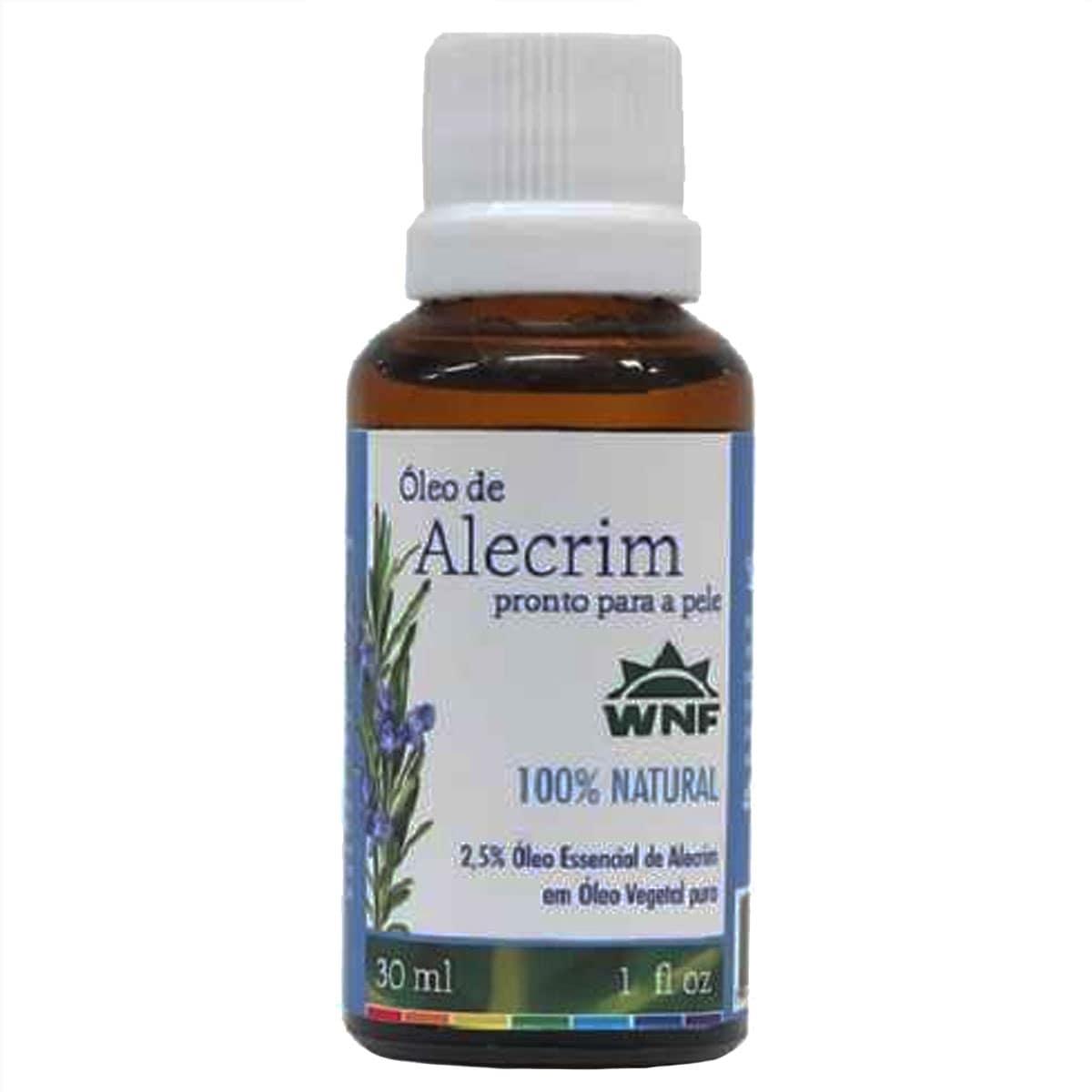 Óleo de alecrim 30 ml - WNF