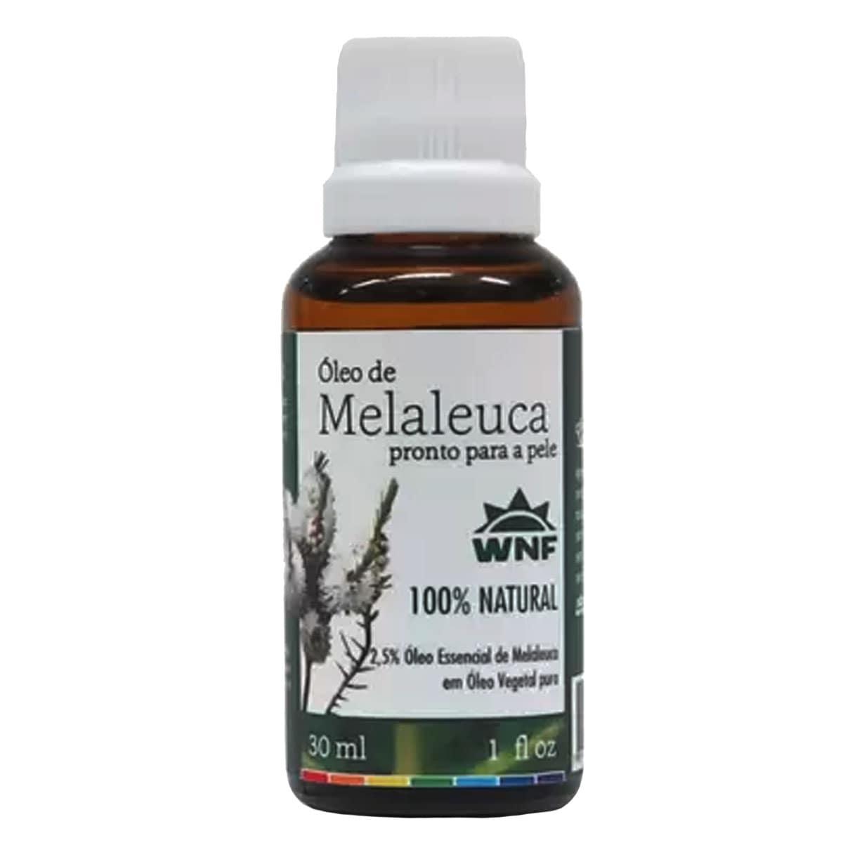 Óleo de Melaleuca pronto para pele 30 ml - WNF