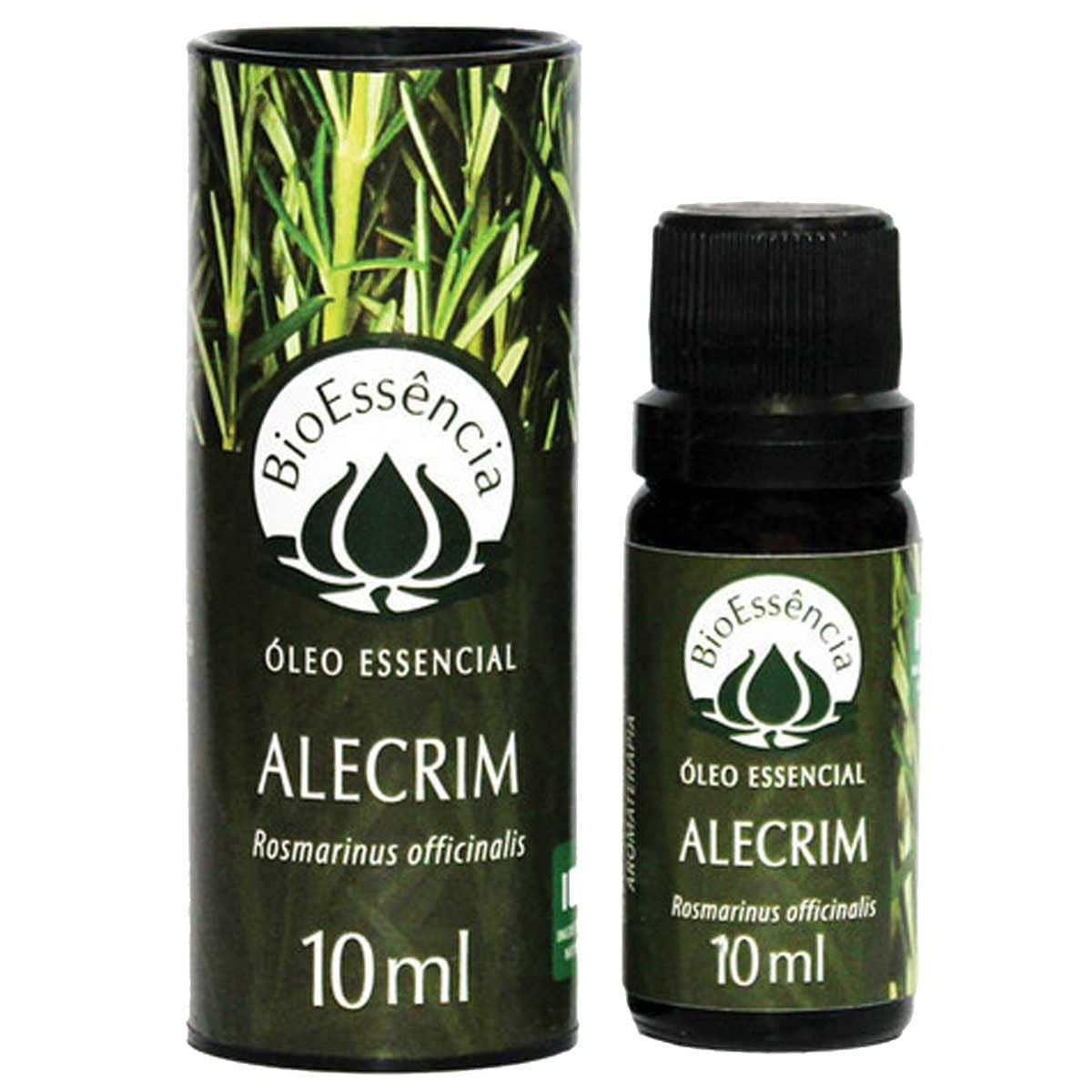 Óleo essencial alecrim 10 ml - bioessência