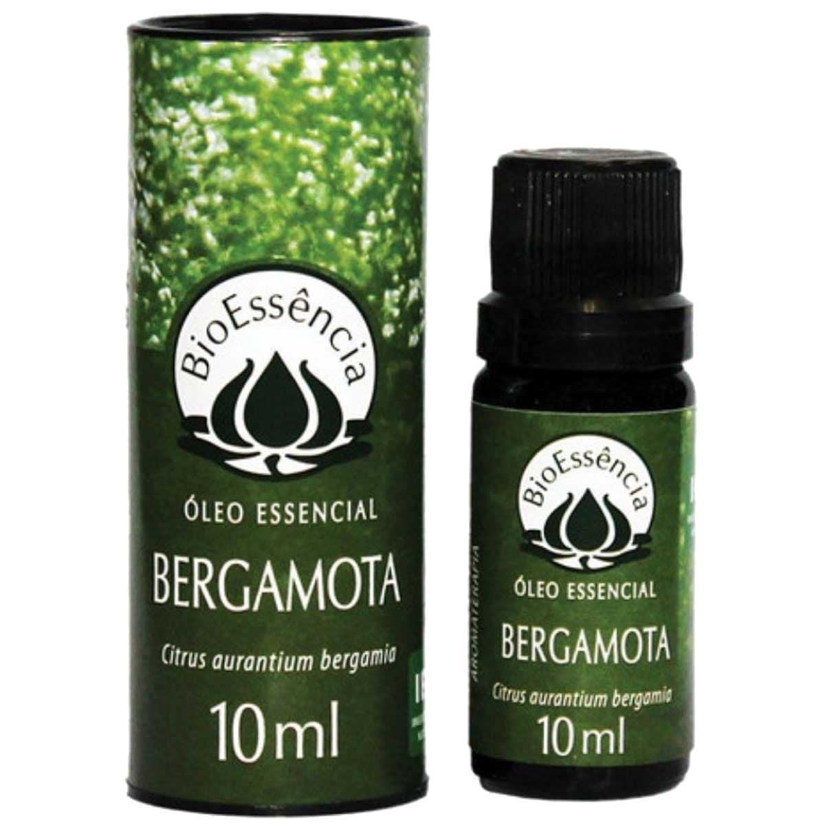 Óleo essencial bergamota - Bioessência
