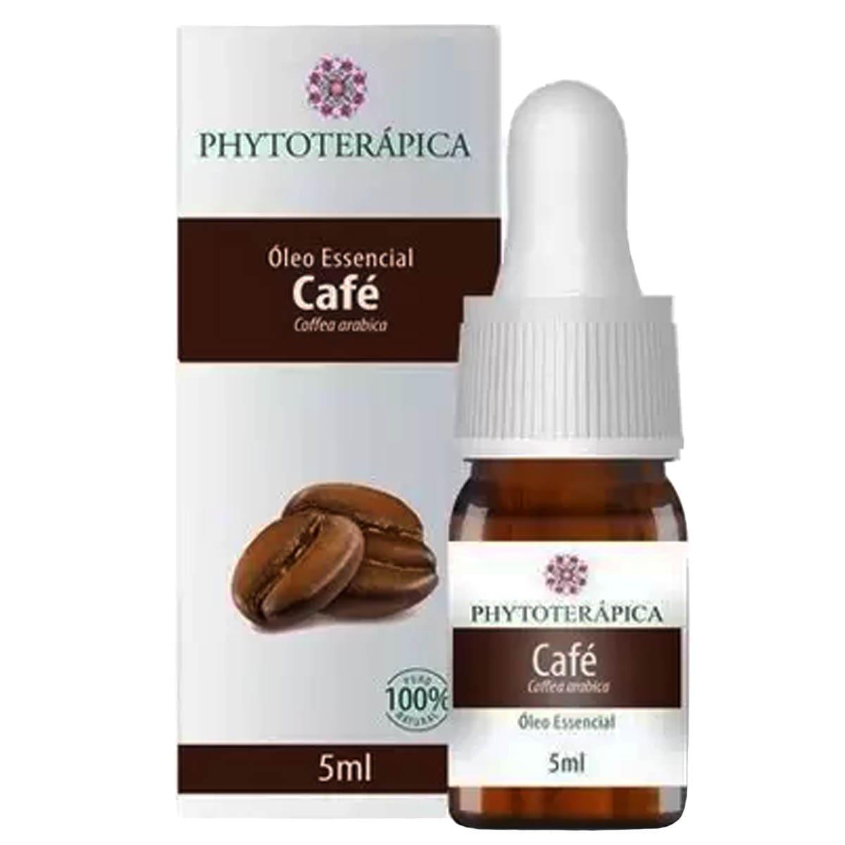 Óleo Essencial Café 5ml Phytoterápica