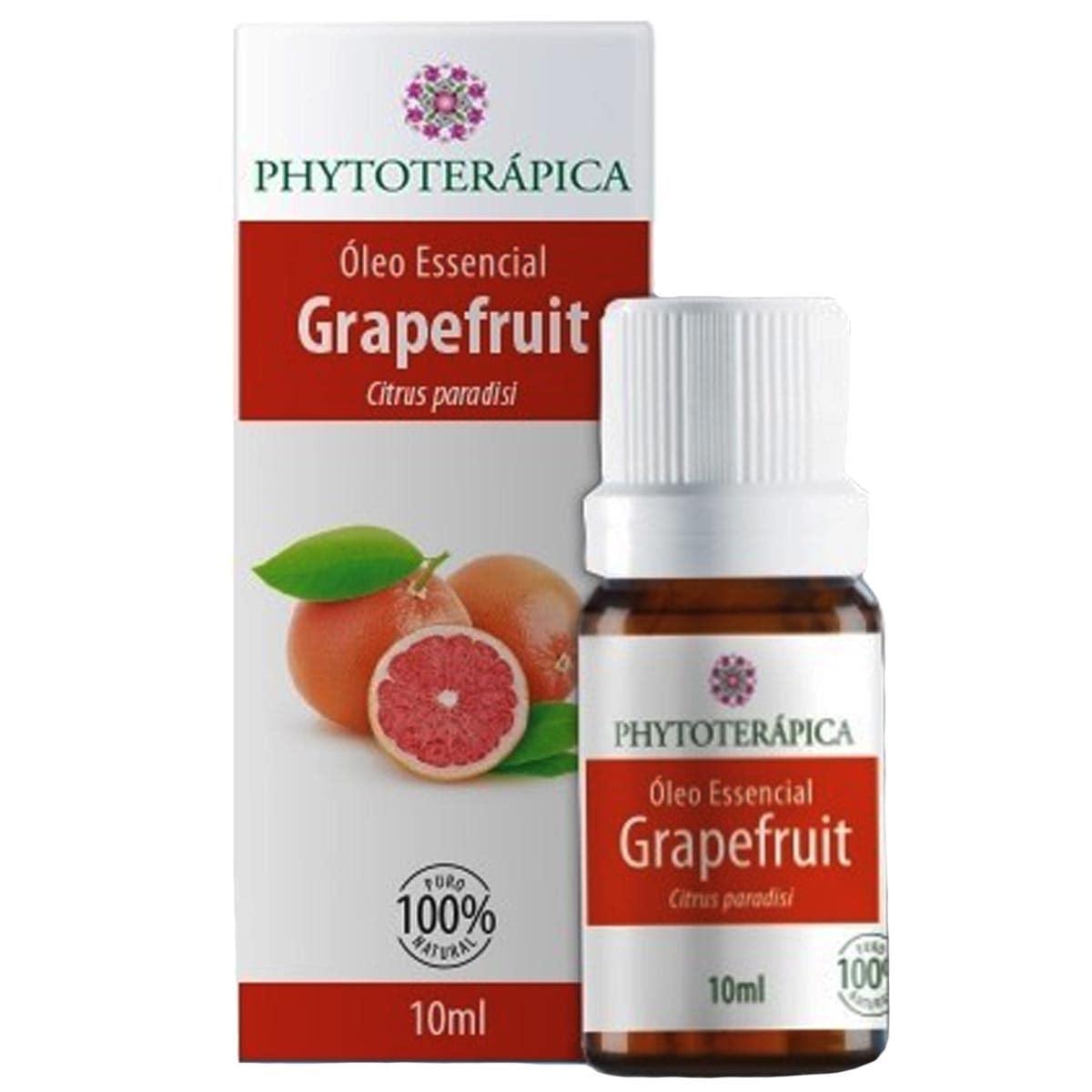 Óleo Essencial Grapefruit 10ml Phytoterápica