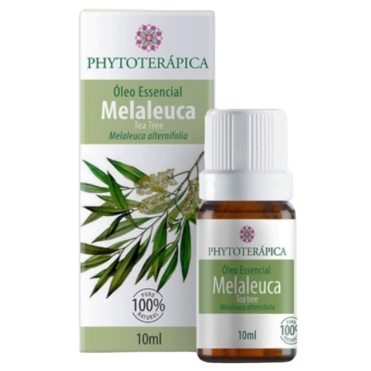 Óleo Essencial Melaleuca Tea Tree 10ml Phytoterápica