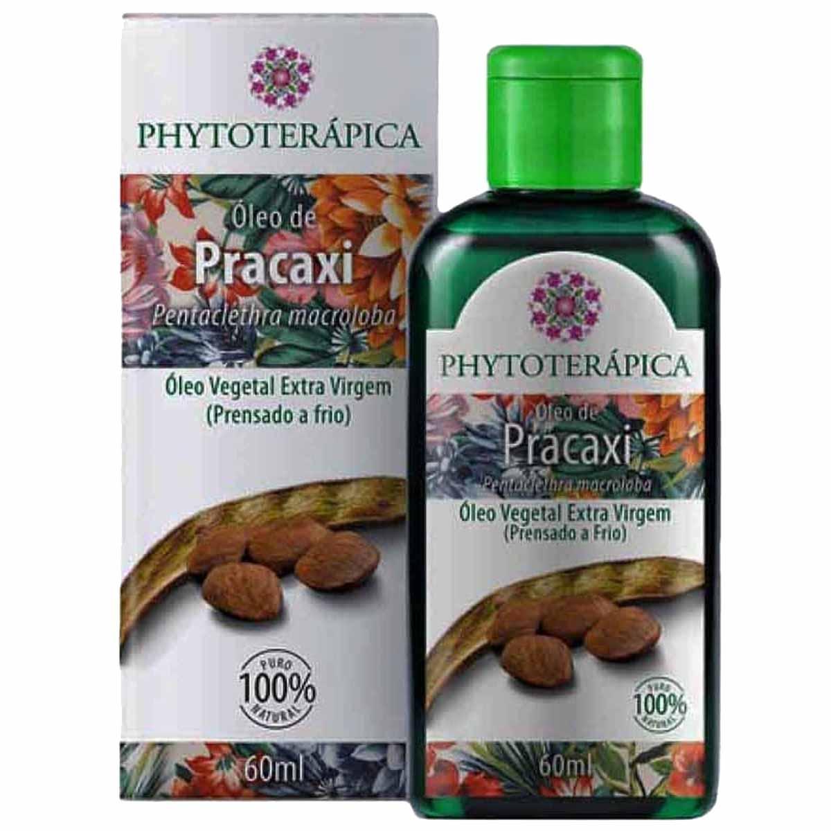 Óleo Vegetal Pracaxi 60ml Phytoterápica