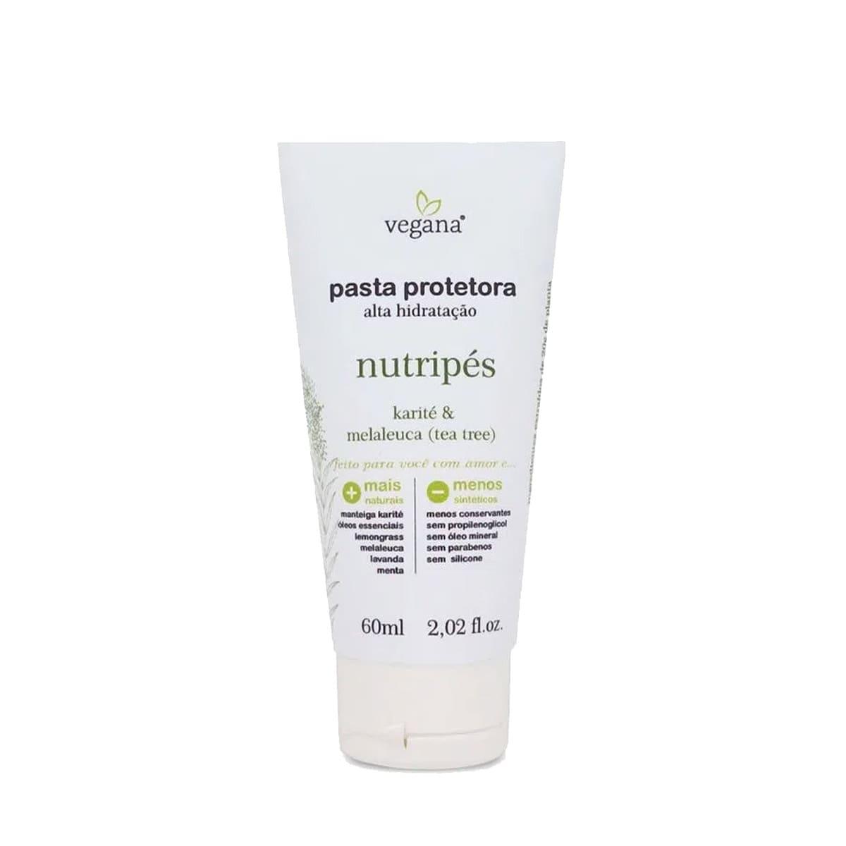 Pasta Protetora Nutripes Vegana 60ml - WNF