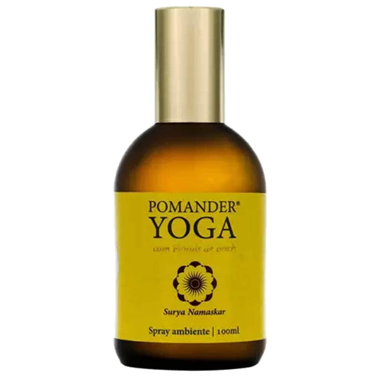 Pomander yoga surya namaskar 100ml - Monas flower