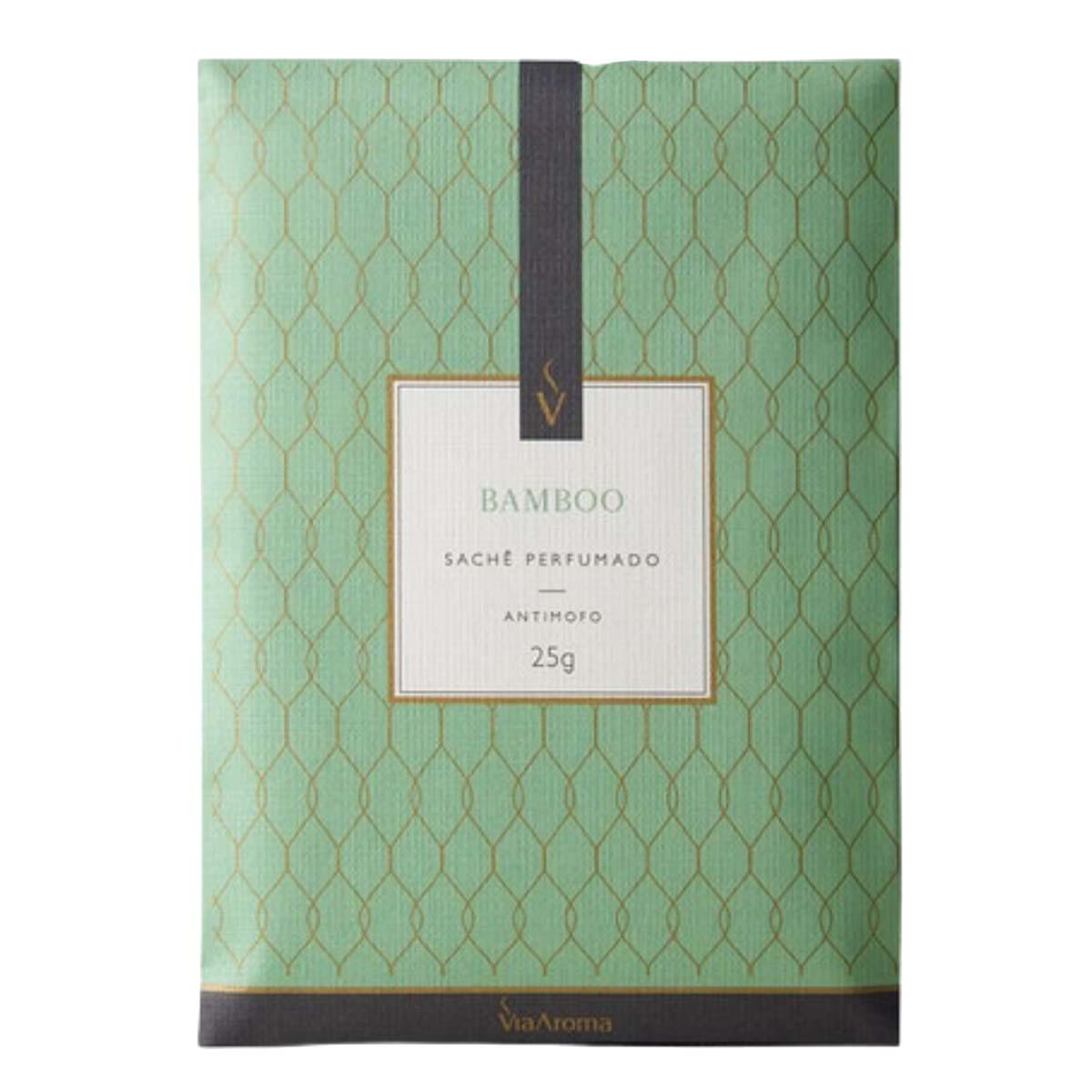 Sachê perfumado bamboo 25g