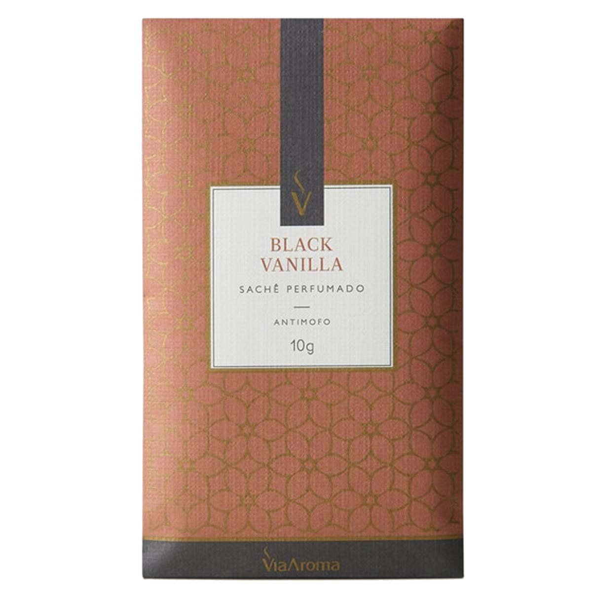 Sachê perfumado black vanilla 25g